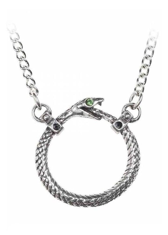 5b24884e5d8aa Sophia Serpent Necklace