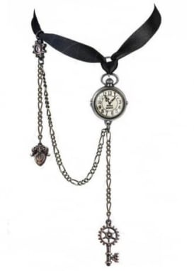 Uncle Albert's Timepiece Choker