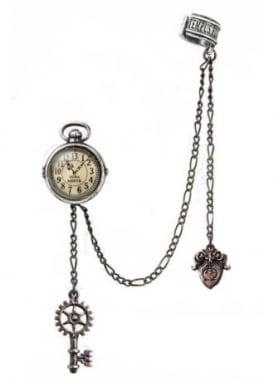 Uncle Albert's Timepiece Stud