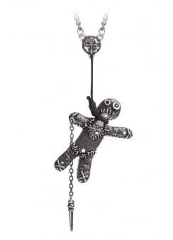Voodoo Doll Pendant