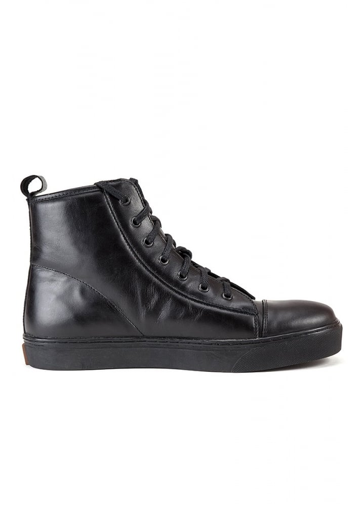 Altercore Czadu Leather Sneaker Boots