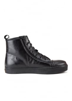 Czadu Leather Sneaker Boots