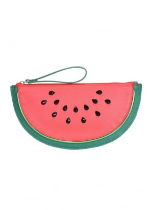 Watermelon Clutch Bag