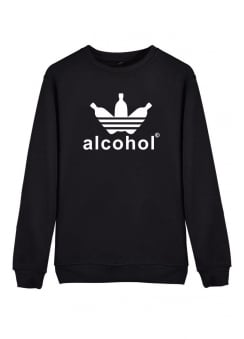 Alcohol Sweatshirt