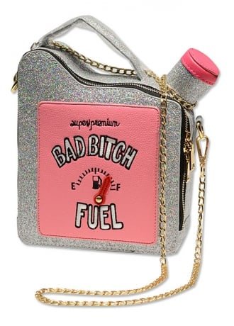 Attitude Clothing Bad Bitch Fuel Can Bag