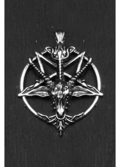 Baphomet Pendant With Chain