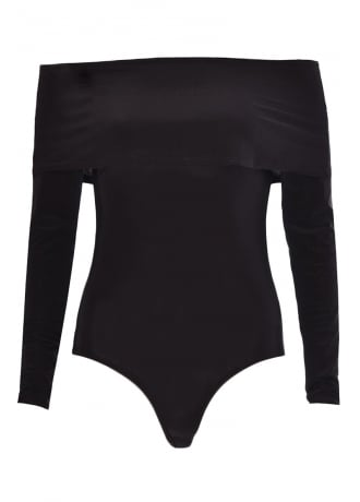Attitude Clothing Bardot Bodysuit