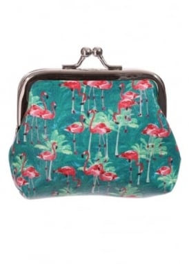 Flamingo Purse