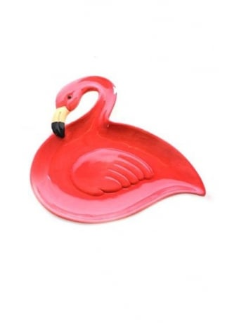 Attitude Clothing Flamingo Trinket Tray