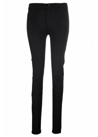 Attitude Clothing High Rise Super Skinny Jeans