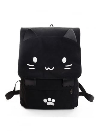 Attitude Clothing Kawaii Cat Backpack