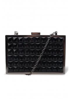 Miranda Mirrored Clutch Bag