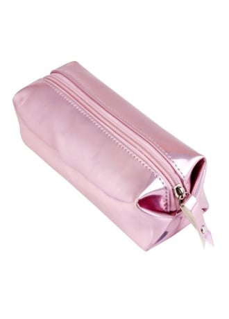 Attitude Clothing Pink Hologram Pencil Case