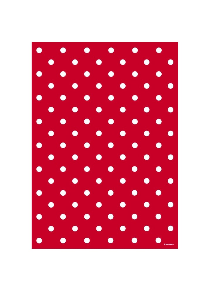 red polka dot wrapping paper Dark orange & light orange polka dots wrapping paper on glossy wrapping paper - 60lb cover  red polka-dot on white wrapping paper on glossy wrapping paper .