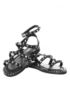 Pyramid Studded Sandals