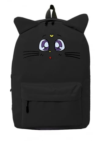 Attitude Clothing Sailor Moon Luna Backpack