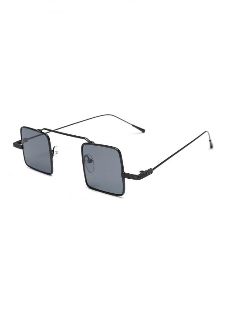 57575b5be4e Small Square Wire Frame Sunglasses