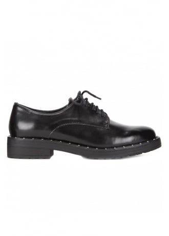Attitude Clothing Studded Brogue
