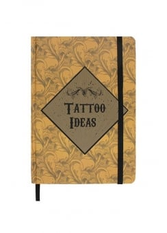 Tattoo Ideas Notebook