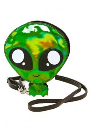 Baby Alien Shoulder Bag