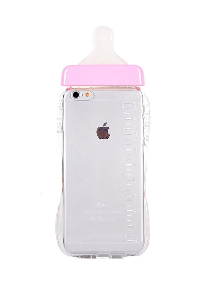 Baby Bottle iPhone 6/6S Case