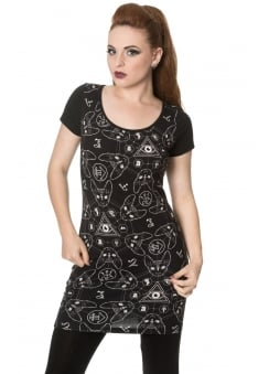9 Lives Gothic Bodycon Dress
