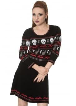 All Hallows Knit Dress