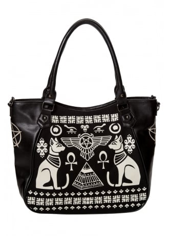 Banned Apparel Anubis Gothic Bag