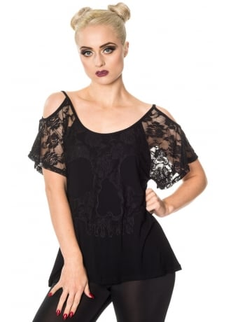 Banned Apparel Aura Gothic Top