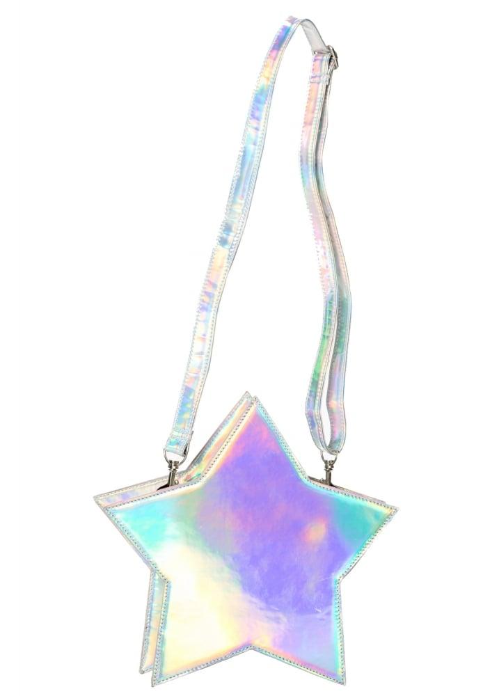 Banned Apparel Celeste Holographic Bag  31e496414ca17