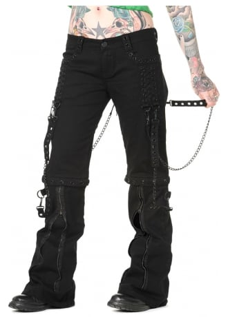 Banned Apparel Chain Gothic Trousers