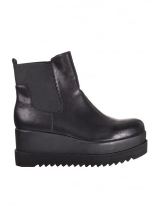 Banned Apparel Charlie Ankle Boot