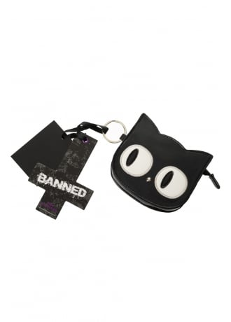 Banned Apparel Eye Of The Beholder Purse
