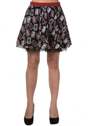 Heavenly Creatures Mini Skirt