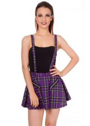 Highlife Pinafore Skirt