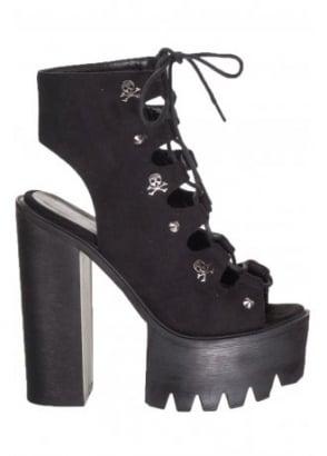 Lucille Platform Sandal