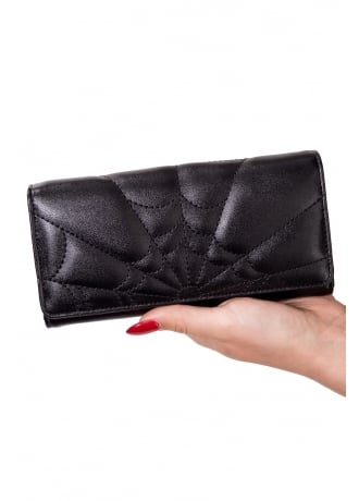 Banned Apparel Malice Gothic Wallet