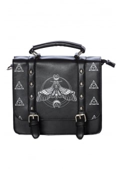 Moth Small Satchel Bag
