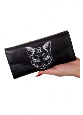 Banned Apparel Nemesis Gothic Wallet