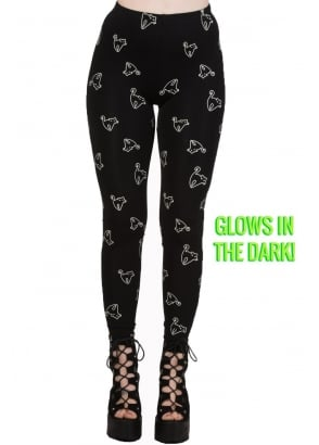 Nine Lives Leggings