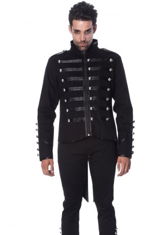 Banned Apparel Parade Gothic Jacket
