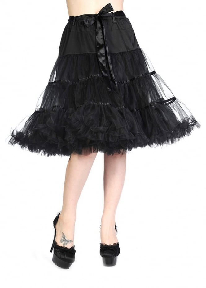 Banned Apparel Ribbon Petticoat