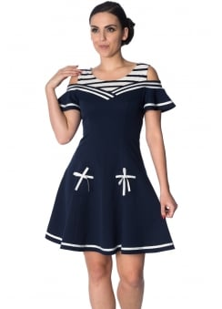 Set Sail 2 Fer Retro Dress