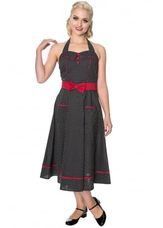 Banned Apparel Star Crossed Retro Dress