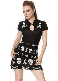 The Afterlife Skull Dress