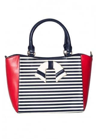 Banned Apparel Vintage Nautical Bag