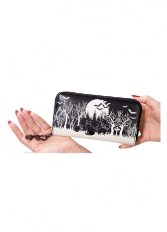 Banned Apparel Woodland Gothic Purse