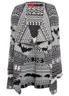 Draped Sweater