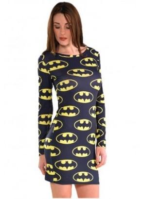 Batman Bodycon Dress