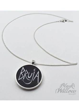 Black Willow Gallery Bruja Necklace